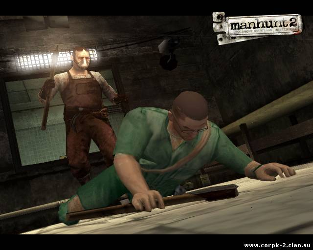 Free man hunt games online
